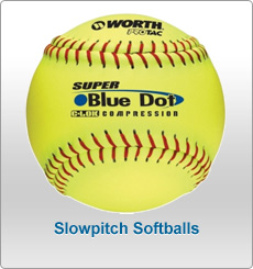 Slowpitch Softballs