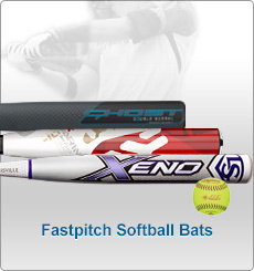 Fastpitch Softball Bats: Anderson, Combat, DeMarini, Slugger, Miken, Mizuno, Rip It, Worth