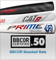 Adult BBCOR Baseball Bats