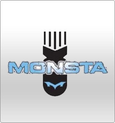 Monsta Slowpitch Softball Bats