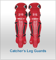 Catchers Leg Guards