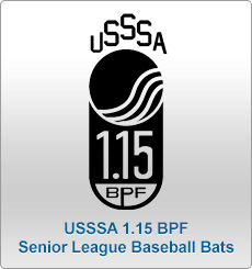 Senior League Baseball Bats