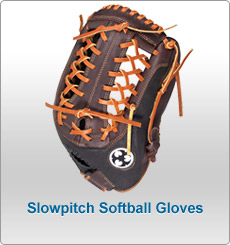 Slowpitch Softball Gloves