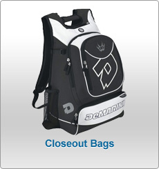 Closeout Equipment Bags