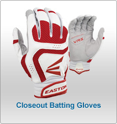 Closeout Batting Gloves