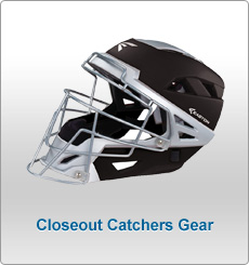 Closeout Catchers Gear