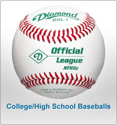 College/High School Baseballs
