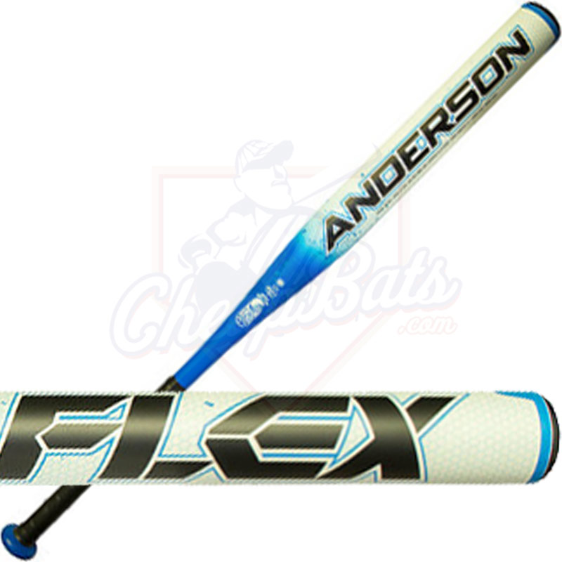 2018 Anderson Flex Slowpitch Softball Bat End Loaded ASA USSSA 011045