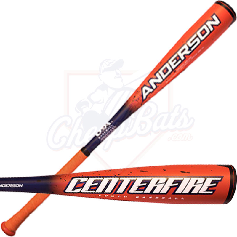2018 Anderson Centerfire Youth USA Baseball Bat -11oz 015033