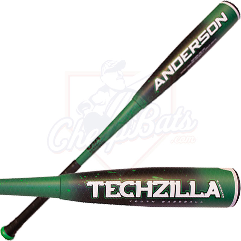 2018 Anderson Techzilla Youth USA Baseball Bat -9oz 015034