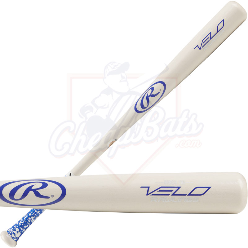 Rawlings Velo 110 Birch Wood Baseball Bat 110RBV