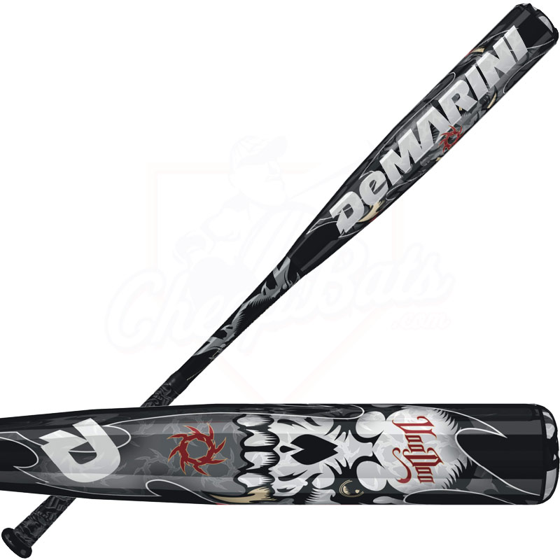 2013 Limited Edition DeMarini Voodoo BBCOR Baseball Bat -3oz DXVDC