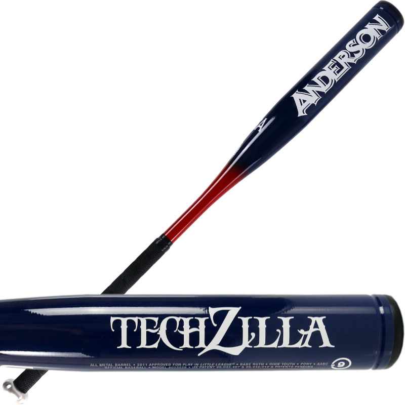 2014 Anderson Techzilla XP Youth Bat