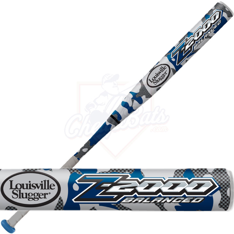 2014 Louisville Slugger Z2000 Slowpitch Softball Bat ASA Balanced SBZ214-AB
