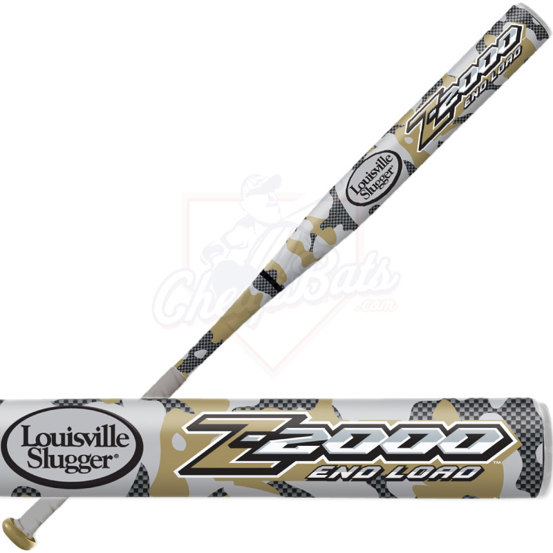 2014 Z2000 Louisville Slugger Slow Pitch Softball Bat Balanced ASA