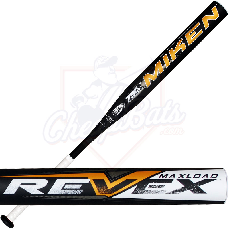2014 Miken Rev Ex Slowpitch Softball Bat Maxload USSSA