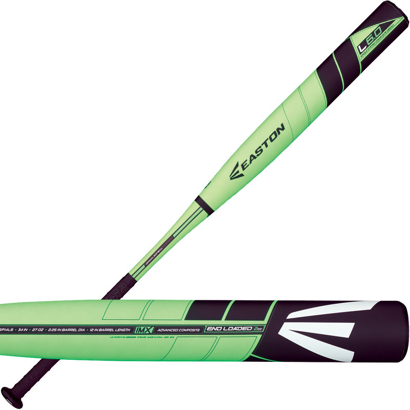 Easton L6 0 Slowpitch Softball Bat Asa End Loaded Sp14l6