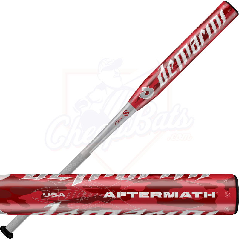 2015 DeMarini FLIPPER AFTERMATH USA Slowpitch Softball Bat ASA WTDXFLA-15
