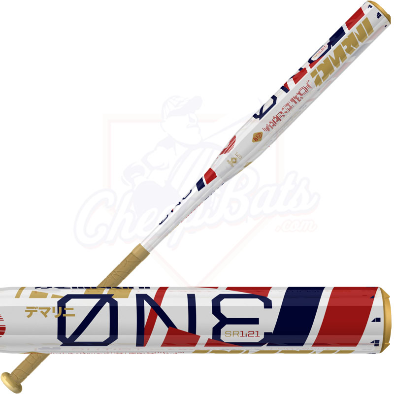 2015 DeMarini ONE Senior Slowpitch Softball Bat End Loaded SSUSA WTDXSNE-15
