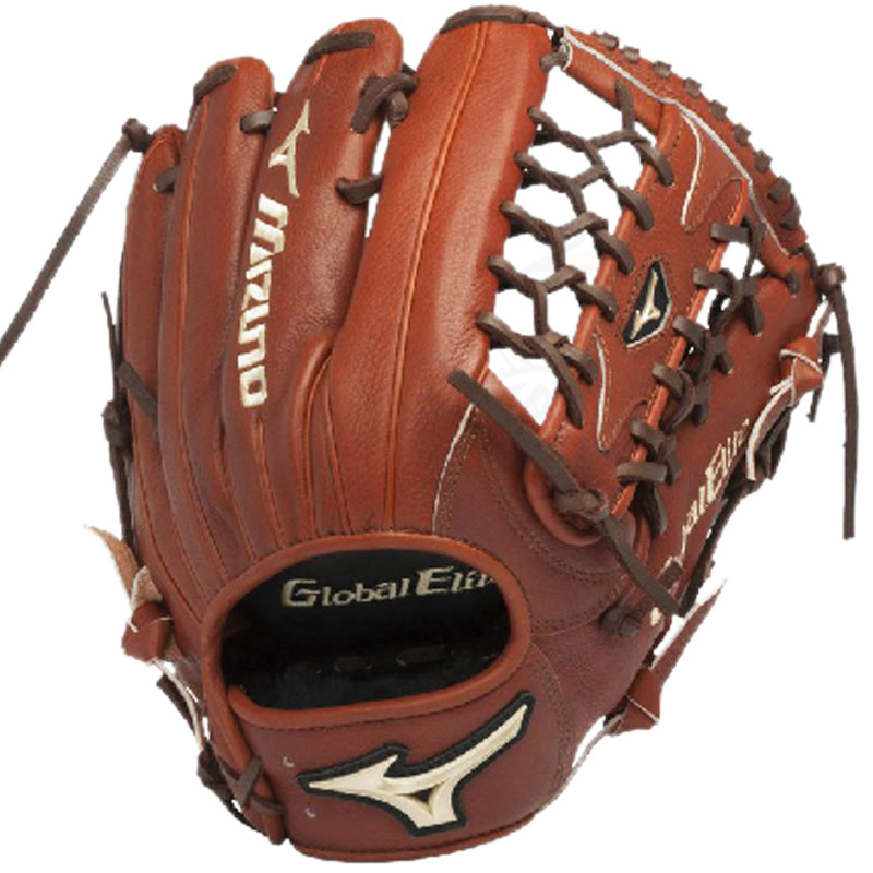 "Mizuno Global Elite Jinama Baseball Glove 12.75"" GGE70J1"