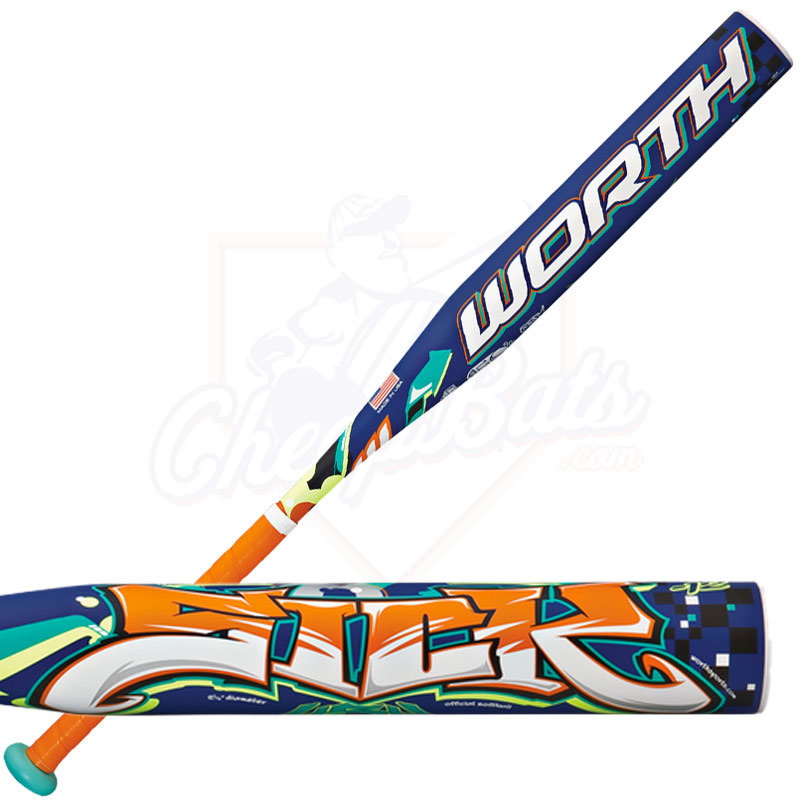 2015 Worth Sick 454 Fastpitch Softball Bat -12oz FPS512