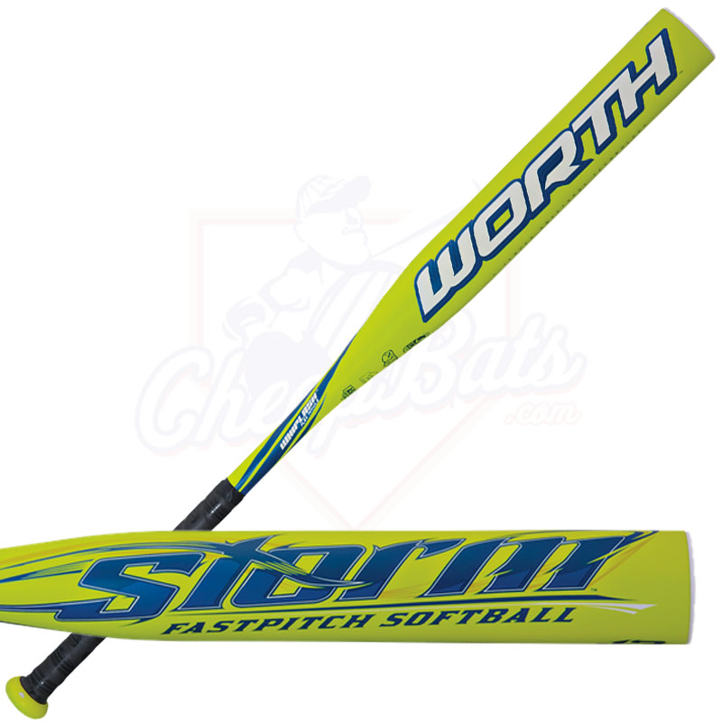 2015 Worth Storm Hyperlite Fastpitch Softball Bat -13oz FPOS13