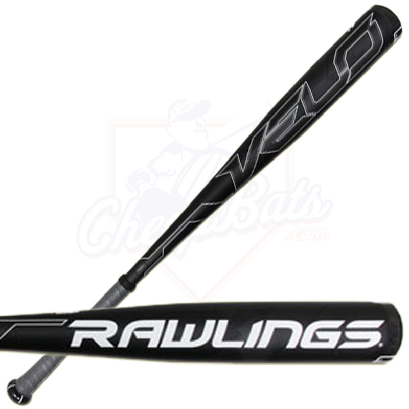 2015 Rawlings Velo BBCOR Baseball Bat -3oz BBRVE
