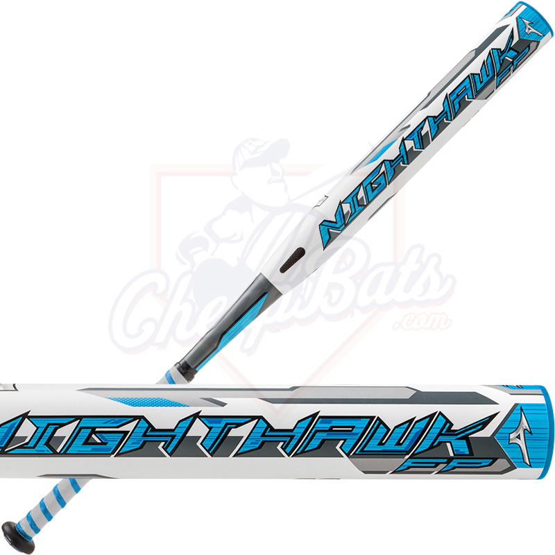 2017 Mizuno Nighthawk Fastpitch Softball Bat -8oz 340384