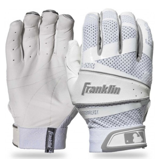 Franklin FreeFlex Women\'s Fastpitch Softball Batting Gloves (Pair)