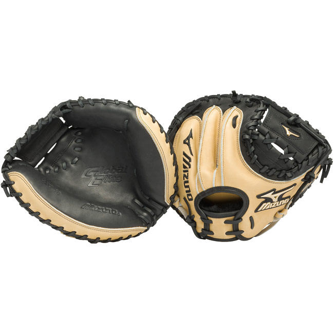 "Mizuno GLobal Elite Catchers Mitt 32.5"" GXC10"