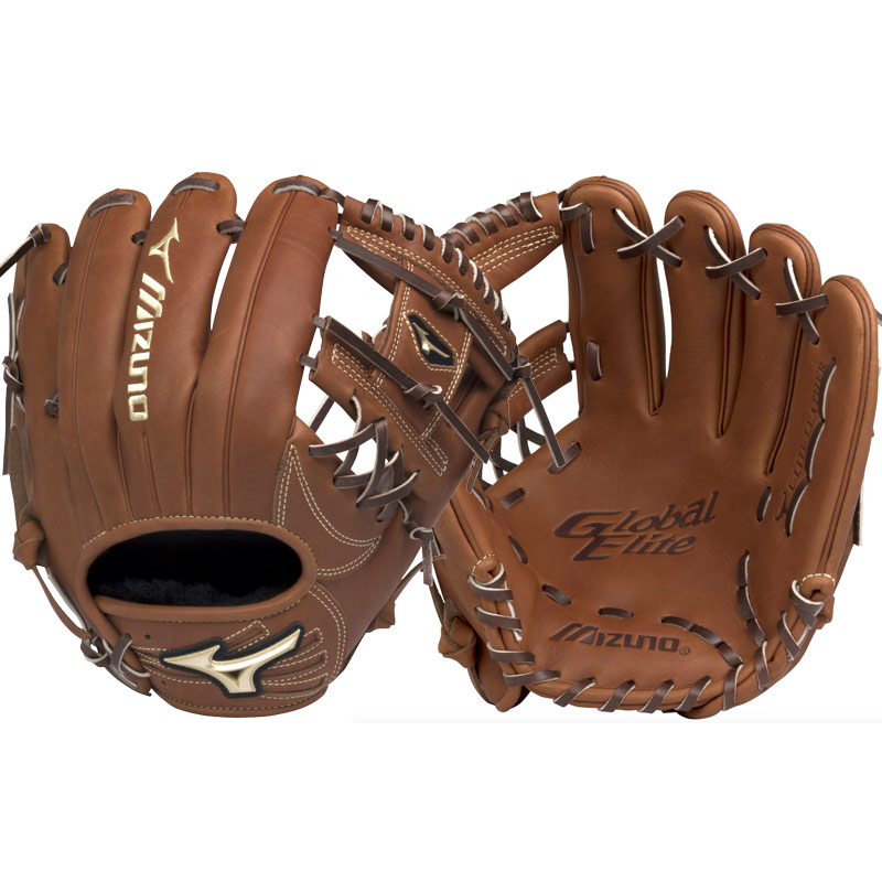 "Mizuno Global Elite Baseball Glove 11.5"" GGE4BR 312392"
