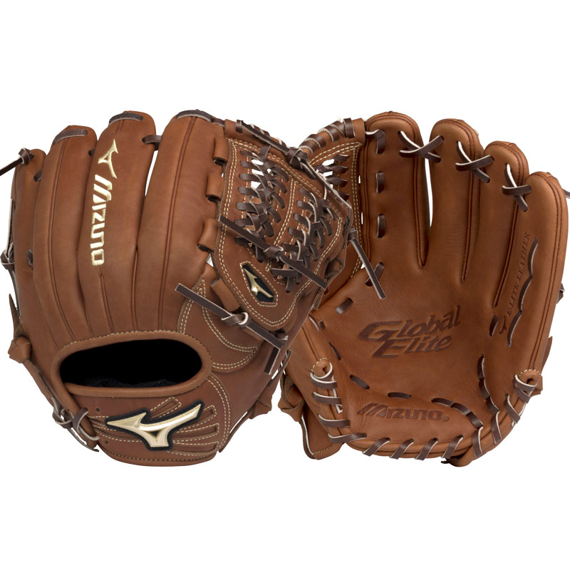 "Mizuno Global Elite Baseball Glove 11.75"" GGE5BR 312394"