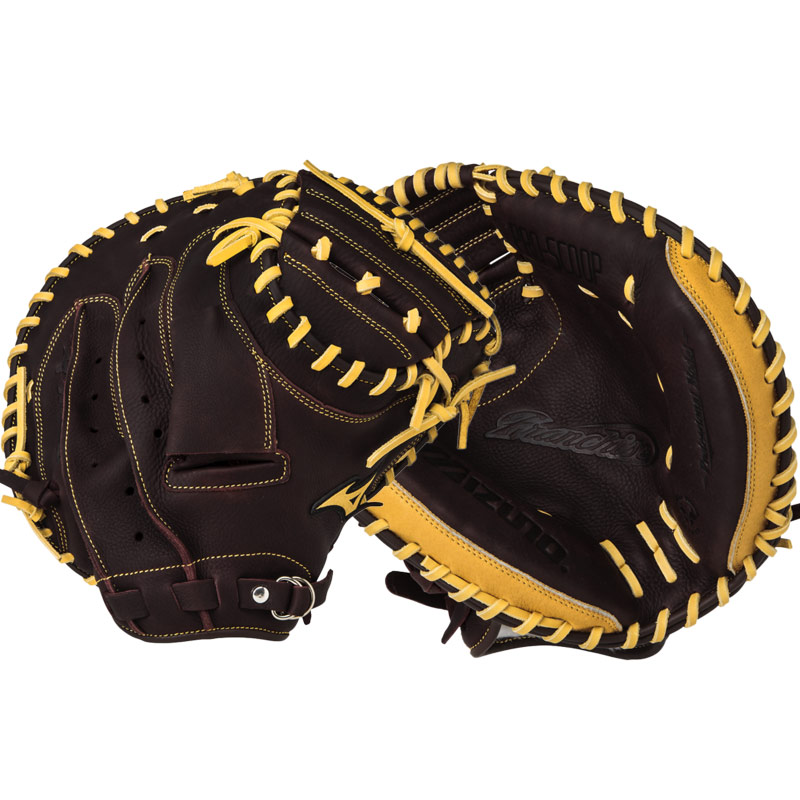 "Mizuno Franchise Baseball Catcher\'s Mitt 33.5"" GXC90B2 312446"
