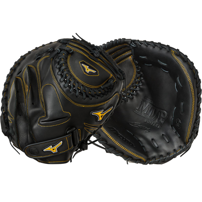 "Mizuno MVP Prime Fastpitch Softball Catcher\'s Mitt 34"" GXS50PF2 312472"