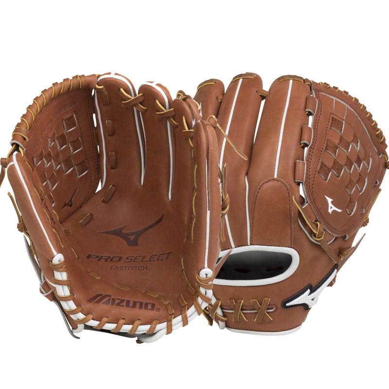 "Mizuno Pro Select Fastpitch Softball Glove 12"" GPSF1200 312512"