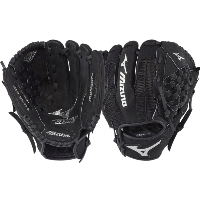 "Mizuno Prospect PowerClose Youth Baseball Glove 10"" GPP1000Y3 312720"