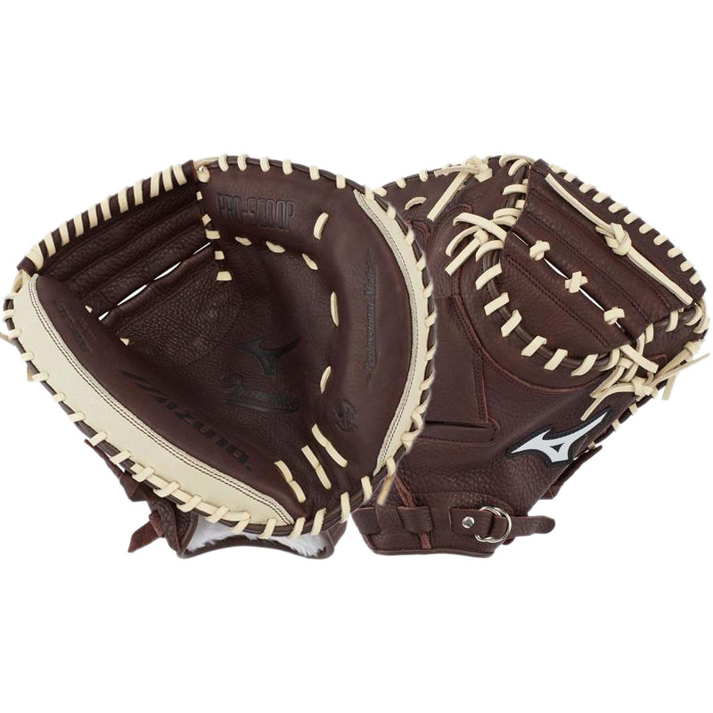 "Mizuno Franchise Baseball Catcher\'s Mitt 33.5"" GXC90B3 312736"