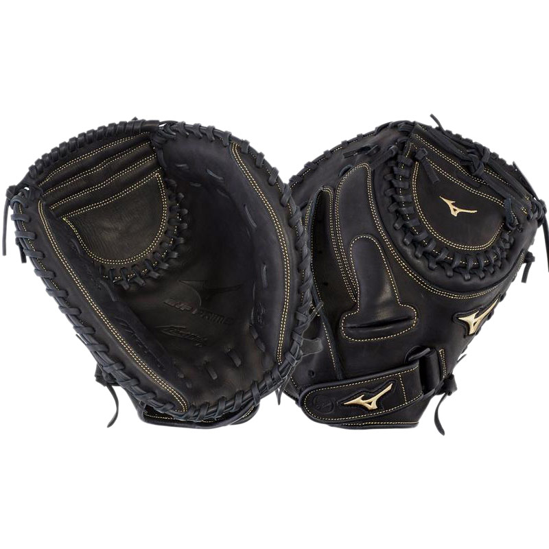 "Mizuno MVP Prime Fastpitch Softball Catcher\'s Mitt 34"" GXS50PF3 312743"