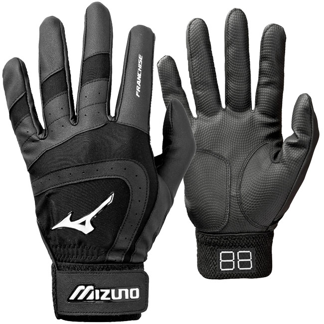 Mizuno Franchise Batting Gloves Adult Pair