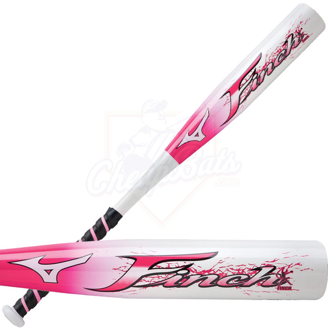 Mizuno Jennie Finch Fastpitch Tee Ball Bat -10.5oz