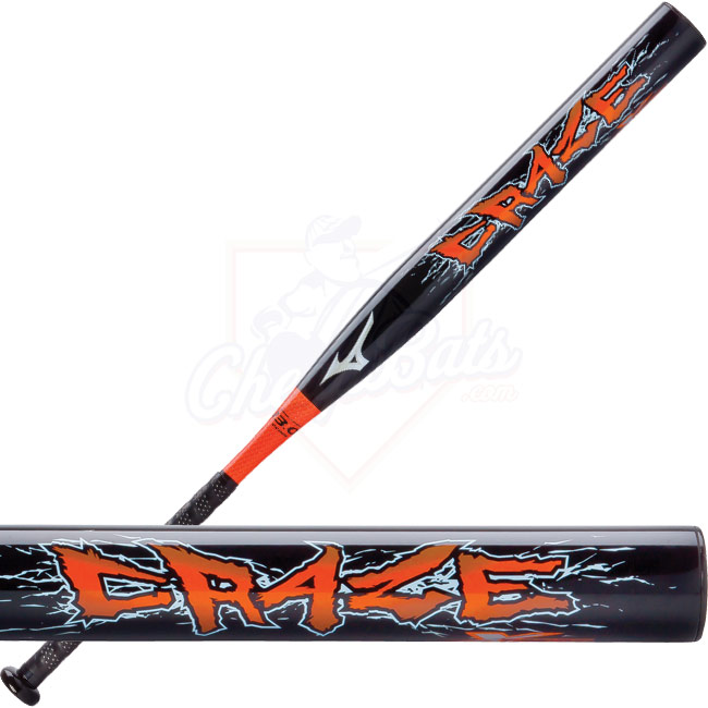 2012 Mizuno Craze Xtreme Slowpitch Softball Bat 340245