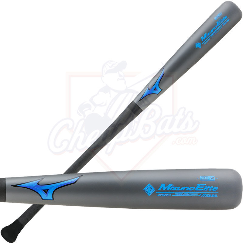 Mizuno Elite Carbon Composite Maple Wood BBCOR Baseball Bat -3oz MZMC243 340312