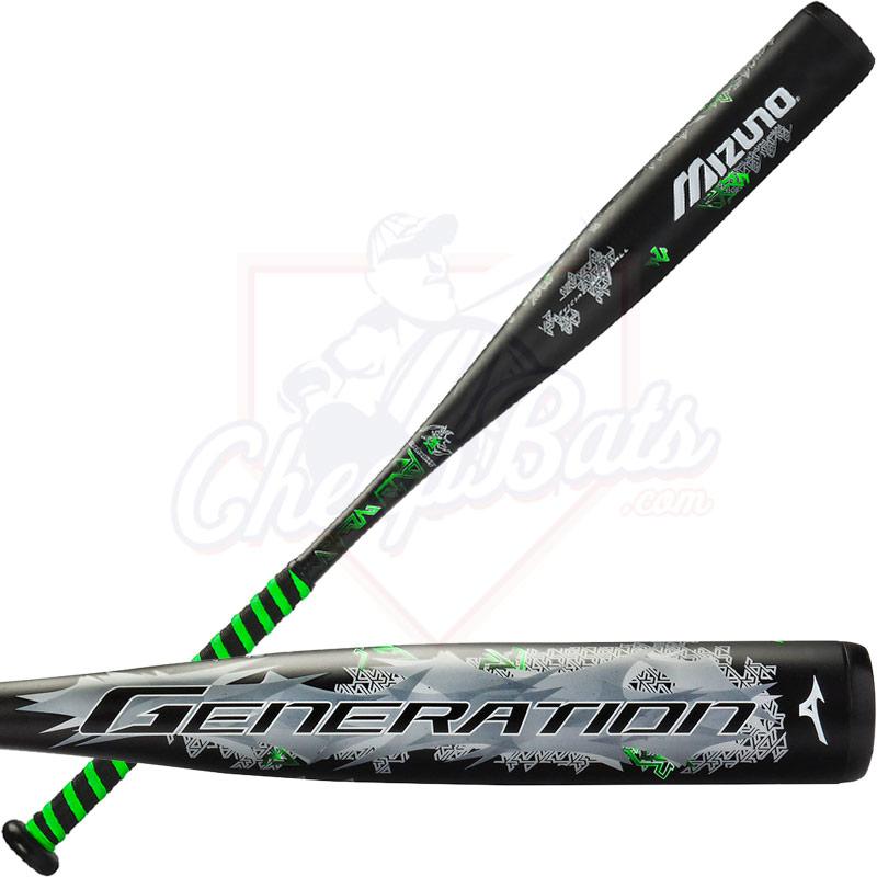 2016 Mizuno GENERATION Youth Big Barrel Baseball Bat -8oz 340357 9b3c13cdfe35