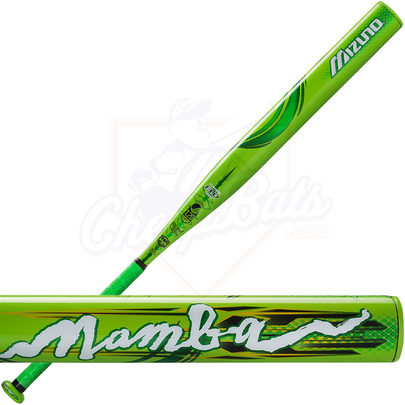 2016 Mizuno MAMBA Slowpitch Softball Bat Balanced ASA/USSSA 340360