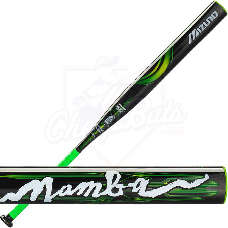 Mizuno Mamba Slowpitch Softball Bat Balanced Usssa 340361