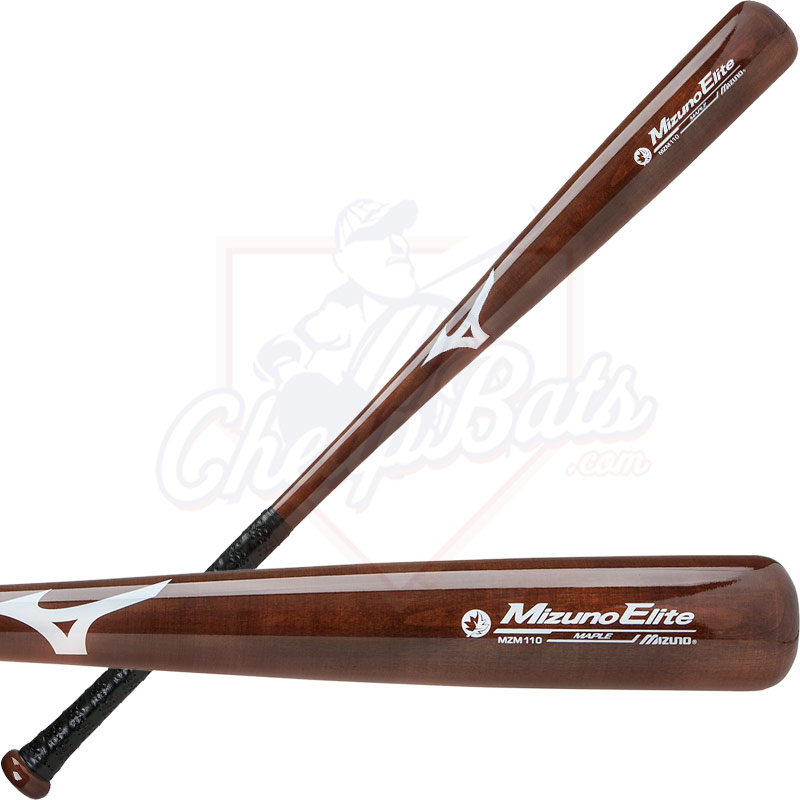Mizuno Elite Maple Wood Baseball Bat MZM110 340425