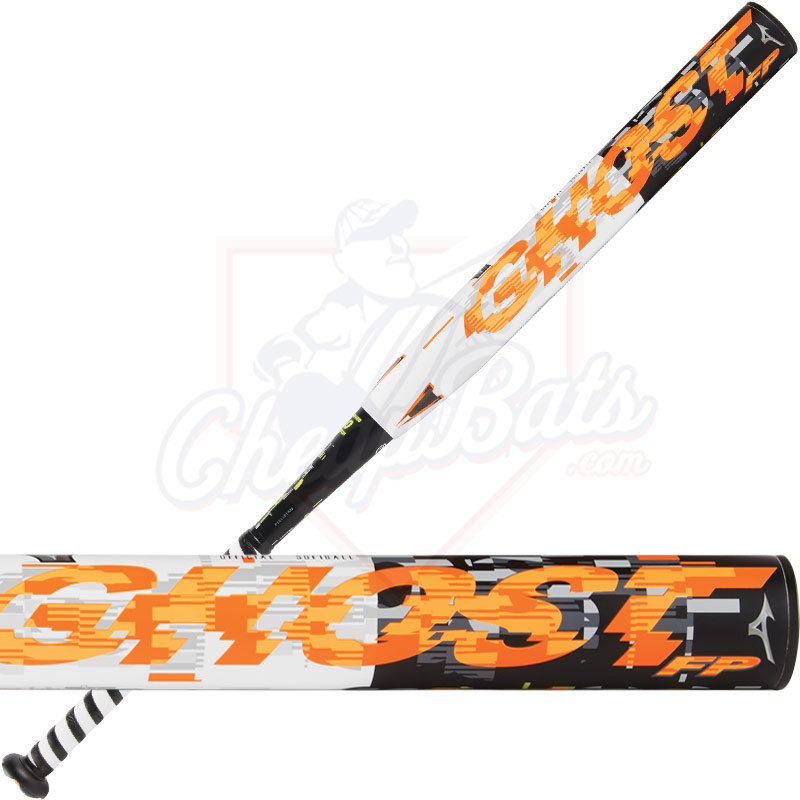 2018 Mizuno Ghost Fastpitch Softball Bat -8oz 340445