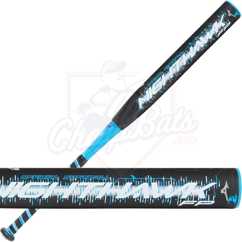 2018 Mizuno Nighthawk Fastpitch Softball Bat -9oz 340448