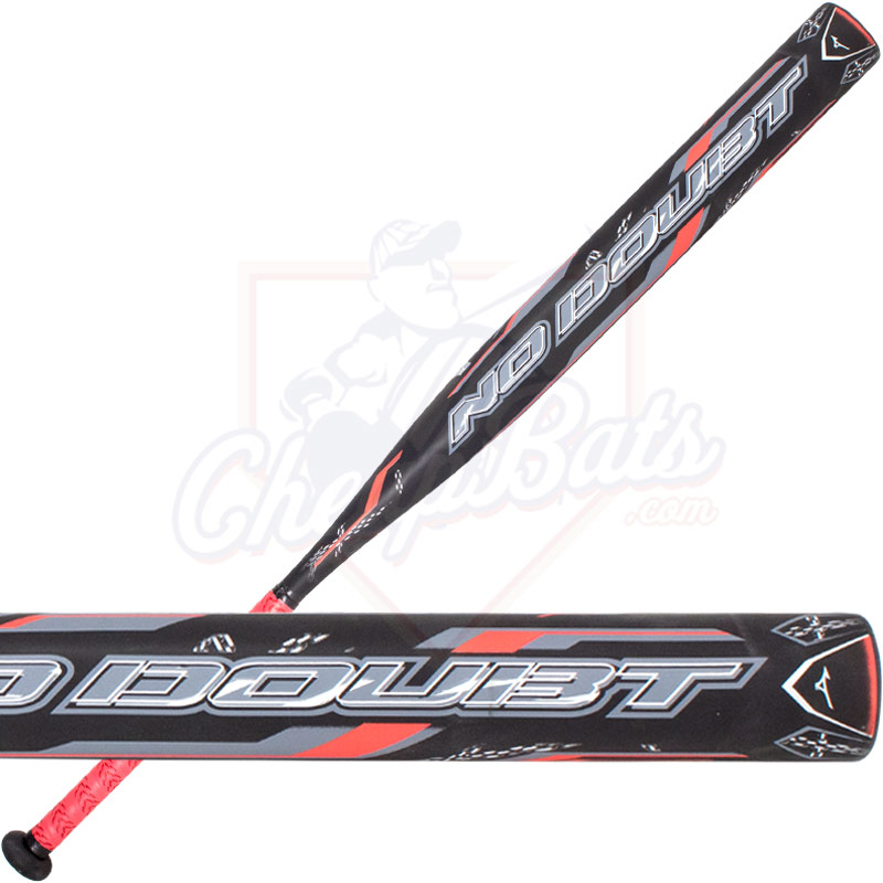2018 Mizuno No Doubt Slowpitch Softball Bat Balanced ASA USSSA 340459