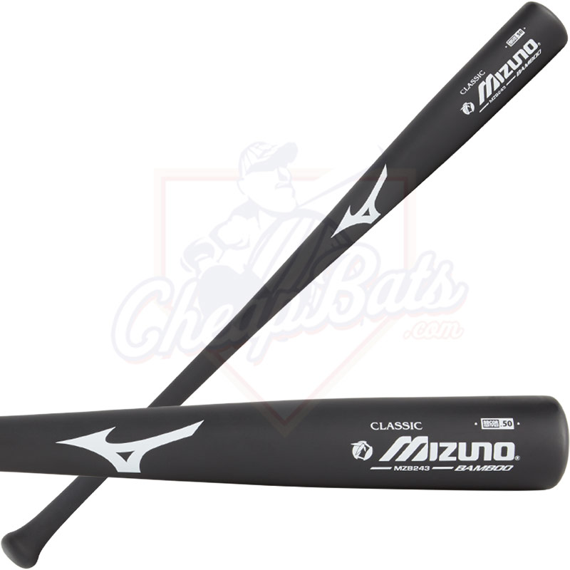 Mizuno Classic MZB243 Bamboo Wood BBCOR Baseball Bat -3oz 340465